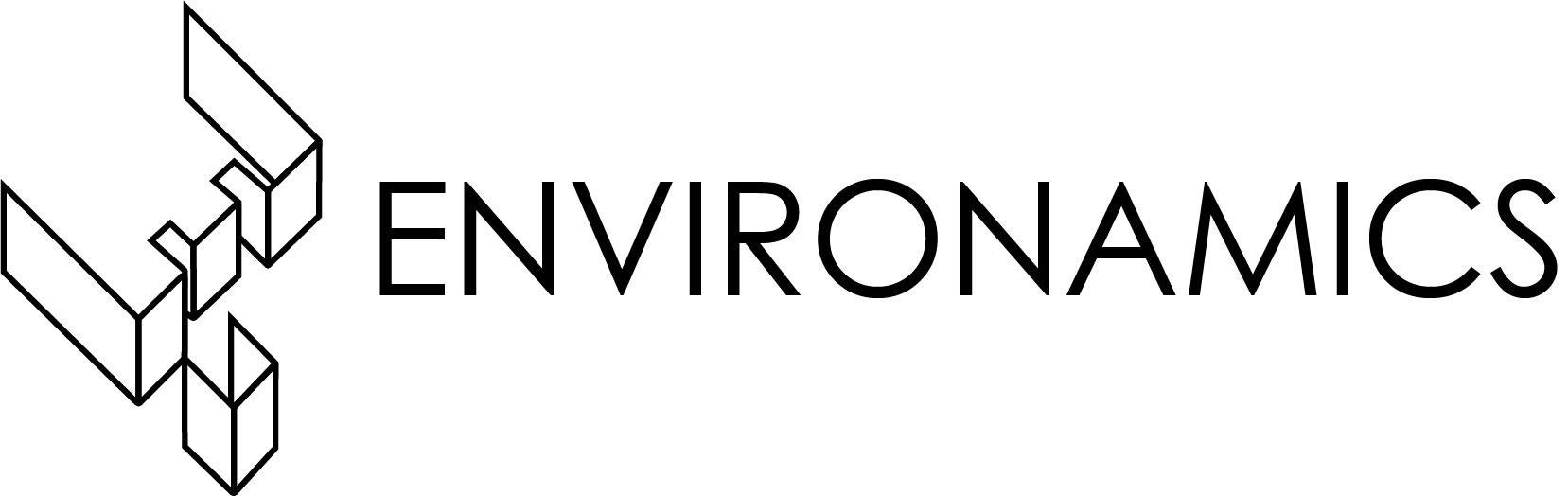 Environamics Logo Black